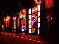 rot licht viertel amsterdam