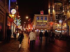 Diskotheken Amsterdam