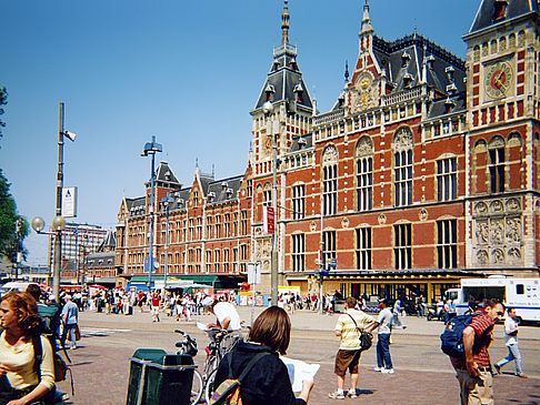 Fotos Centraal Station