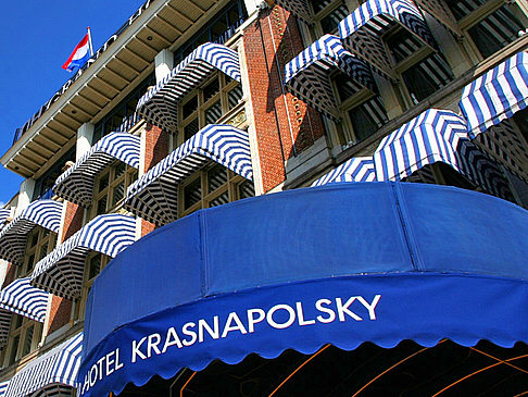 Grand Hotel Krasnapolsky Fotos