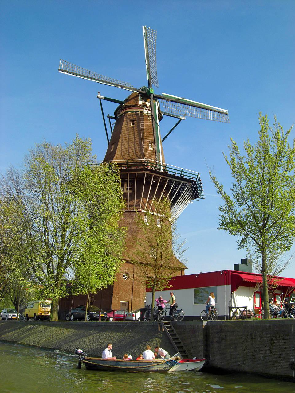 Windmuhle amsterdam